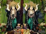 Wallpapers Backgrounds - Sri Gaura Nitai Wallpaper 005 Size 1400 1050 Download