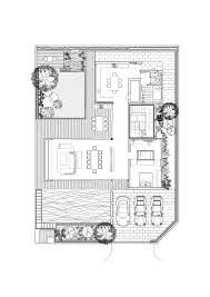 minimalist home design floor plans simple modern house design villa plan first floor small plans