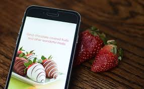 edible treats how send flowers or edible treats with these iphone apps