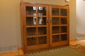 Double Bookcase Stickley Style Double Bookcase No 719 By Kordwood Lumberjocks