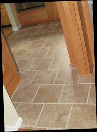 ideas for kitchen floor tiles painting ceramic floor tiles in kitchen