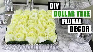 bling home decor diy dollar tree bling floral decor dollar store diy glam floral