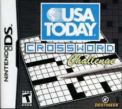 Challenge Usa Today Usa Today Crossword Challenge