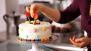 How To Decorate A Birthday Cake At Home Decorate Cake Home Design Ideas Top To Decorate Cake Home Ideas