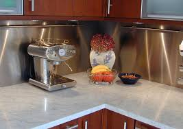 How To Make The Most Of Stainless Steel Backsplashes - Stainless steel backsplash reviews
