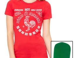 Sriracha Bottle Halloween Costume Sriracha Chili Sauce Red Toddler Shirt Piece Bodysuit