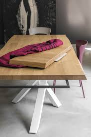 Esszimmerst Le Holzbeine Esstisch Weiß Holz Modern Rheumri Com