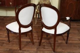 unique ideas round back dining room chairs vibrant creative cream