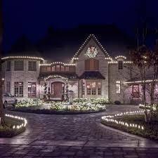christmas light service chicago holiday lighting installation chicago xmas lighting company