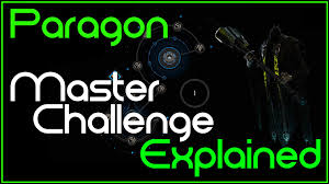 Challenge Explained Paragon Master Challenge Explained