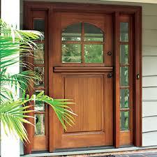 Front Entryway Doors Exterior Doors Front Entry Doors Selection In Wood Fiberglass