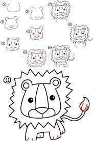 les 25 meilleures idées de la catégorie tete de lion dessin sur