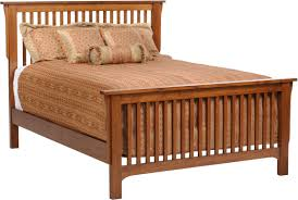 Mission Style Bedroom Furniture Cherry Solid Wood Mission Style Bedroom Furniture Clearance Sale In Elgin