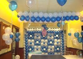 birthday decoration ideas 1st birthday decoration ideas at home for boy baby pics boys party