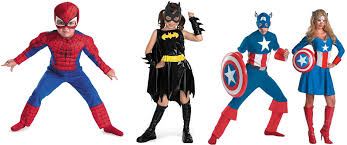 superhero halloween costumes avengers superheroes costume ideas