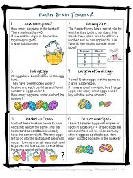 brain teaser thanksgiving worksheets u2013 festival collections