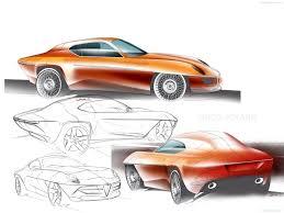 alfa romeo disco volante touring concept 2012 picture 27 of 32