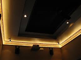 crown home theater systems light tray using only crown molding avs forum home theater