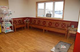 veterinarian office waiting room benches products are available at