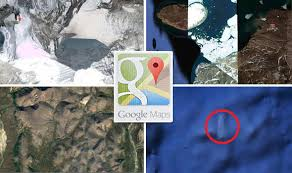 google maps five places in the world that have been censored