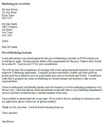 gallery of good cover letter for job example employment cover