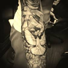 55 peaceful dove tattoos and design