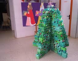 arbre de nadal fet amb capses d u0027ous versió del cp pintor torrent