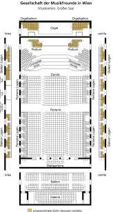 orchestra floor plan vienna symphony orchestra musikverein tickets musikverein golden