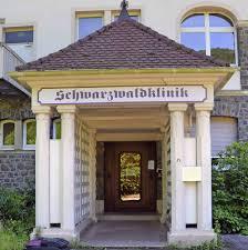 Breisgau Klinik Bad Krozingen Glottertal Badische Zeitung