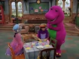 Barney Goes To Videos Vidoemo by Barney Please And Thank You Song Youtube