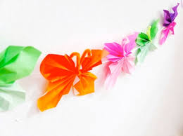 Butterfly Crafts For Kids To Make - how to make a folded paper butterfly things to make and do