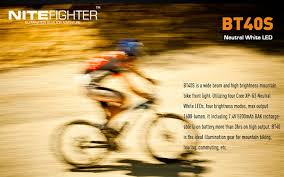 Light Mtb Picture More Detailed Picture About Car Led Nitefighter Bt40s Cree Xp G2 1600lm Led Bike Headlight 42 99