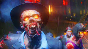 Call Duty Black Ops Halloween Costumes Call Duty Black Ops 3 Zombies Trailer