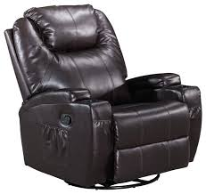leather rocking recliner chair red leather rocker recliner chair