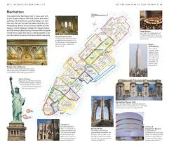 Grand Central Terminal Map Dk Eyewitness Travel Guide New York City Dk Publishing