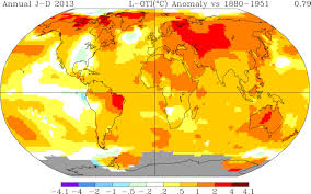 World Temperature Map by 2014 Likely To Be The Hottest Year On Record Nat Geo Education Blog