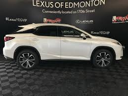 hybrid lexus 2017 pre owned 2017 lexus rx 350 demo unit luxury package 4 door