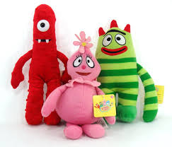 Yo Gabba Gabba Party Ideas by Amazon Com Yo Gabba Gabba
