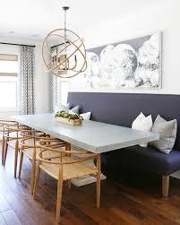 kitchen design contemporary kitchen table with bench kitchen