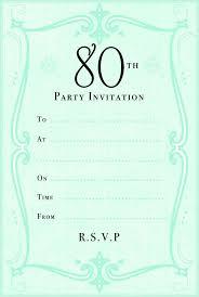 80th birthday invitations cheap 80th birthday invitations 80th birthday party invitations
