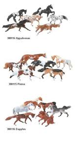 minnie whinnies breyer mini whinnies appaloosa collection toys