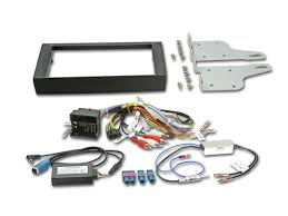 installation kit for ine w928r for audi a4 seat exeo alpine