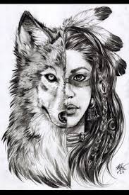 Wolf Indian Tattoos - with wolf mask meaning zoeken tattoos