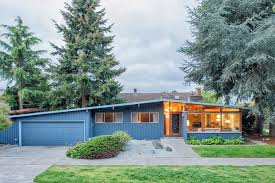 Mid Century Modern Ranch House Plans Blue Mid Century Modern Ranch House Plans Modern House Design