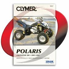 2005 2006 polaris predator 500 troy lee designs repair manual