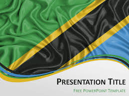 africa the free powerpoint template library