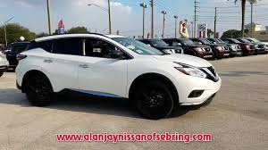 nissan rogue midnight edition for sale new 2017 nissan murano 2017 5 fwd platinum at alan jay nissan new