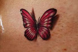vibrant butterfly search rad tats