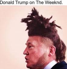 The Weeknd Hair Meme - weeknd ifunny