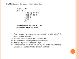 synthetic division worksheets u0026 synthetic division a shortcut for